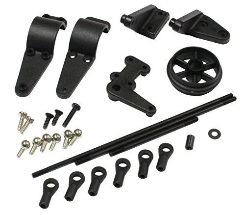 Kyosho RC for Parts for 4WS Conversion Set Mad Crusher MAW023 ()