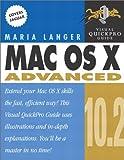 Mac OS X 10.2 Advanced 9780321168931
