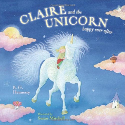 Claire and the Unicorn Happy Ever After (Happy Ever After Dolls)