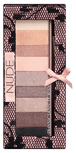 (Physicians Formula Shimmer Strips Custom Eye Enhancing Shadow & Liner, Universal Looks Collection, Nude, 0.26 Ounce)