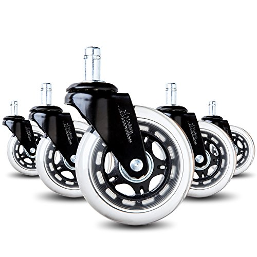 Modern Innovations Office Caster Wheels product image