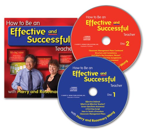 How to Be an Effective and Successful Teacher by Harry K. Wong Publications