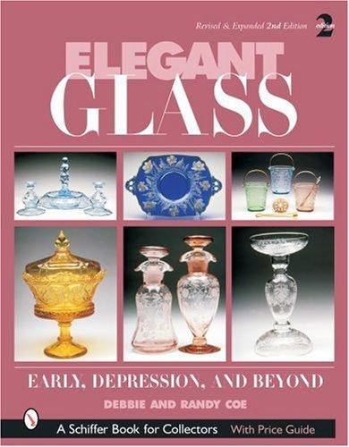 Elegant Glass: Early, Depression, & Beyond pdf