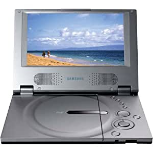 samsung dvd l70 7 inch portable dvd player. Black Bedroom Furniture Sets. Home Design Ideas