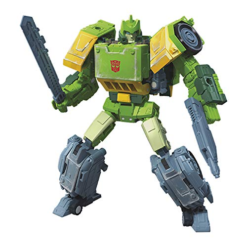 Transformers Toys Generations War for Cybertron Voyager Wfc-S38 Autobot Springer Action Figure - Siege Chapter - Adults & Kids Ages 8 & Up, 7