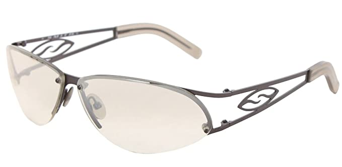 SMITH CAPTAIN Sonnenbrille silver/clear gradient mirror hF8wb