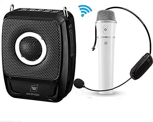Wireless Portable Speaker System Mic