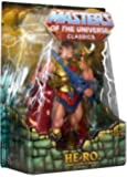 Masters of The Universe Classics 2009 SDCC San Diego Comic-Con Exclusive Action Figure He-Ro (Random Color Spell Stone)