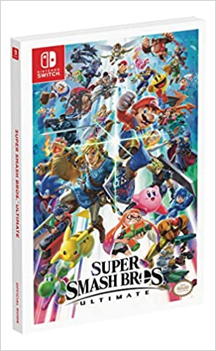 Super Smash Bros Ultimate Official Guide Prima Games