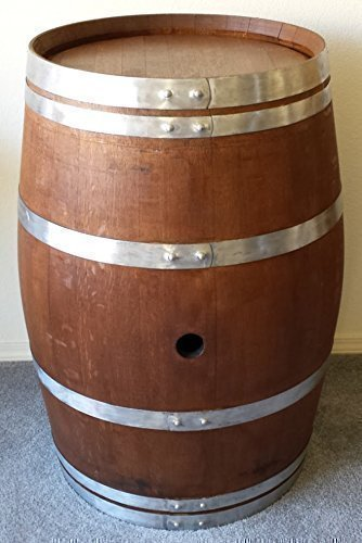 Renovated Wine Barrel   Table