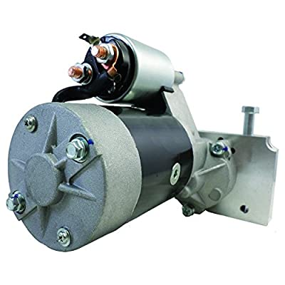 New Starter For Chevy 305 350 454 Mini Super Torque Series 3 HP 153 or 168 Tooth Flywheels - Upgrade old Delco 10MT to HT Hitachi OSGR design: Automotive