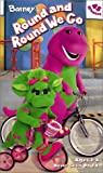 Barney - Barney's Round and Round We Go [VHS] [Import]