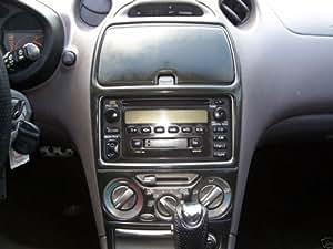 toyota celica interior black carbon fiber dash trim kit set 2000 2001 2002 2003 2004