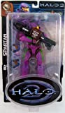 Joy Ride Halo 2 Limited Edition Purple Spartan [76438] (Rocket Launcher Dual Plasma Pistols) Game Crazy Exclusive