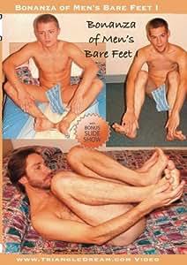 Bonanza of Men's Bare Feet I