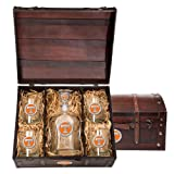 Tennessee Vols Decanter and Glasses Gift Set