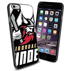 Abisail-Diy Adirondack Thunder Logo, Cool iPhone 6 Smartphone case cover Collector iphone LZ7ujQmtq4u case cover Black