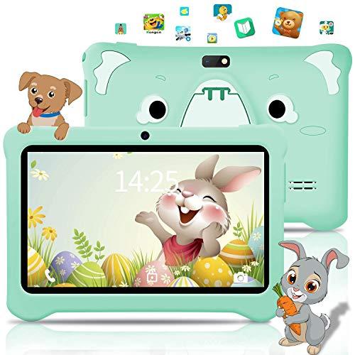 🥇 AOYODKG Tablet para niños de 7 Pulgadas