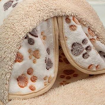 Gusto casero Mascota gato, perro, otoño e invierno, cama gruesa a prueba de