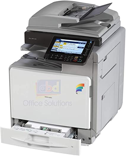 Amazon.com: Ricoh Aficio MP C400 A4 Color Laser Multi ...