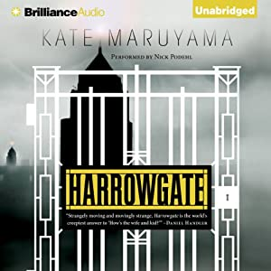 Harrowgate Audiobook