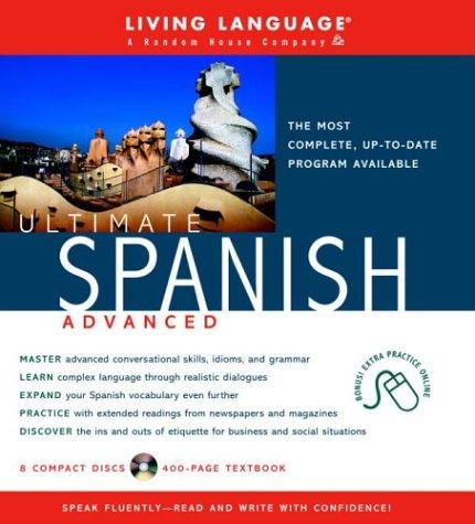 Ultimate Spanish Advanced (CD Pkg) (Ultimate Advanced)