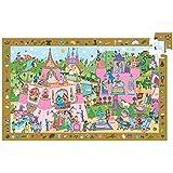 Djeco - 82890 - Puzzle - Les Princesses - 54 Pièces