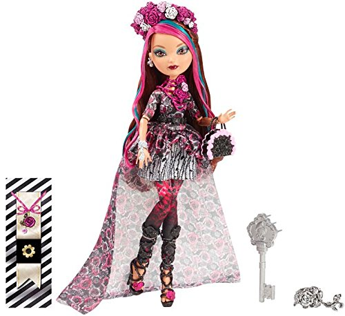 Ever After High Spring Unsprung Briar Beauty Doll (Cedar Wood Doll Ever After)