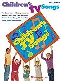 Children's TV Songs, , 0634066951