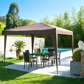 Cenador jardin cenador pergola celosia porche de madera - Cenador para jardin ...