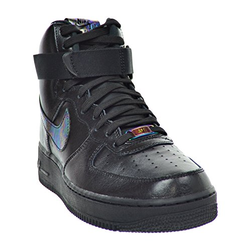 Nike Air Force 1 High '07 LV8 Men's Shoes BlackMetallic