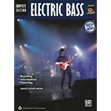 Electric Bass Method Complete (Book, CD & DVD) (Complete Method)