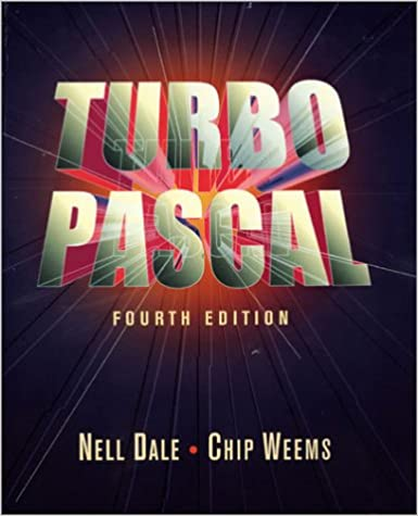 Turbo Pascal (Computer Science Series)) 4th Edition