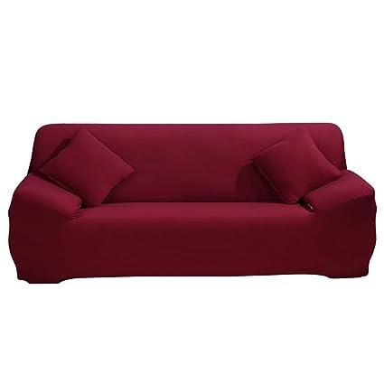 Ordinaire MIFXIN Stretch Sofa Cover   Sofa Covers Slipcover Sofa   1 Piece 1 2 3