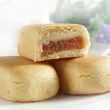 Kyufuku pastel de pi?a (áŽ) pastel de pi?a 8 piezas 200g: Amazon.es: Alimentación y bebidas