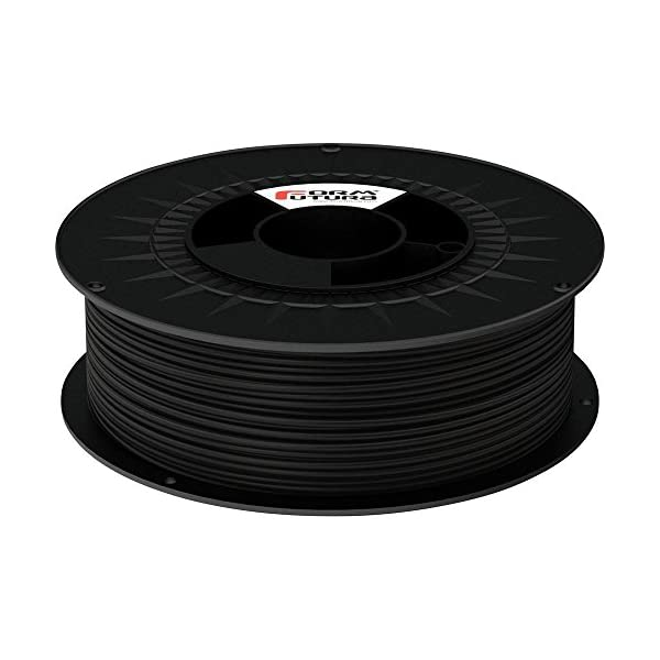 Premium pla 1.75mm strong black 4500 gram