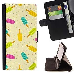 - Xuetiao - - Monedero PU titular de la tarjeta de cr?dito de cuero cubierta de la caja de la bolsa FOR LG OPTIMUS L90 Retro Candy
