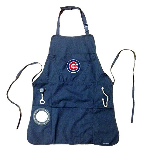 (MLB Grilling Apron Chicago Cubs)