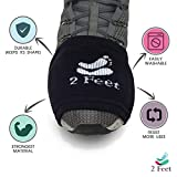 2 FEET Sock for Dancing on Smooth Floors | Over