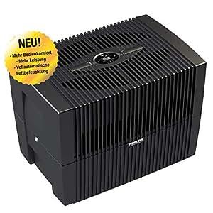 Venta LW45Comfort Plus Brillant Negro humidificador + Limpiador de aire, 8W, Brilliant