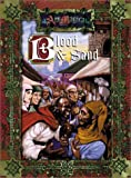 Blood and Sand, Niall Christie, 1589780256