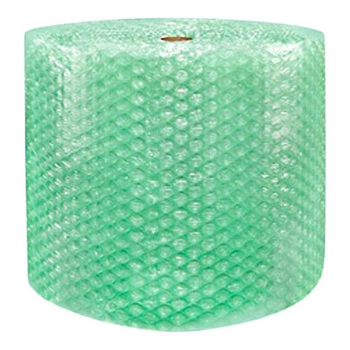 1/2'' supplyhut Recycled Large Bubble Cushioning Wrap Padding Roll Cushion 500' x 12'' Wide 500FT