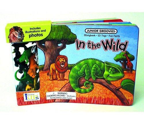 Junior Groovies: In the Wild ebook