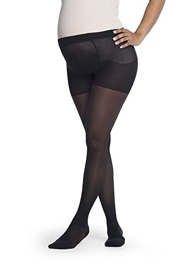 8c39eae7c7 Image Unavailable. Image not available for. Color: SIGVARIS Women's Sheer  Fashion 120 Maternity Compression Pantyhose ...