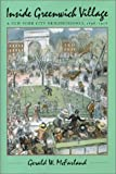 img - for Inside Greenwich Village: A New York City Neighborhood, 1898-1918 book / textbook / text book