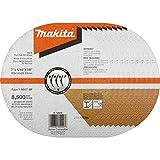 Makita B-12669-10 7'' x 1/16'' x 7/8'' INOX Thin Cut-Off Wheel, 60 Grit, 10/Pk
