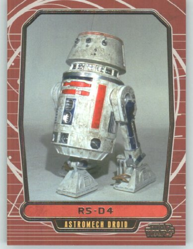 2012 Star Wars Galactic Files #116 R5-D4 (Non-Sport Collectible Trading Cards) from Star Wars