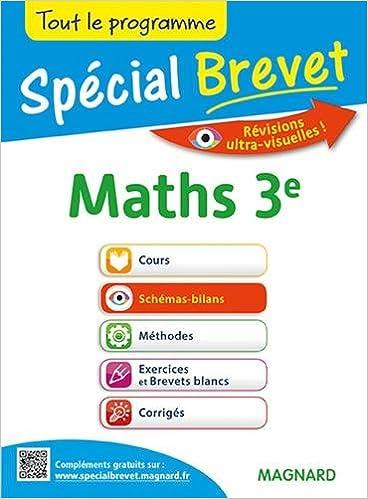 Livres Maths 3e epub pdf