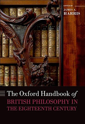 Download The Oxford Handbook of British Philosophy in the Eighteenth Century (Oxford Handbooks in Philosophy) Pdf