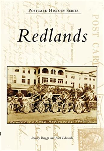 Book Redlands (Postcard History)
